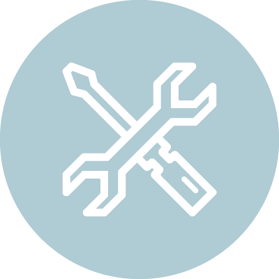HIDDE GmbH - Montieren Icon